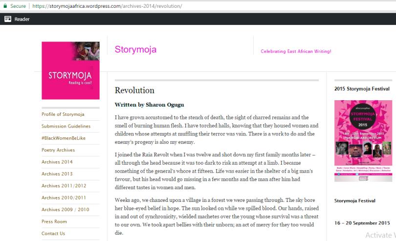 StoryMoja 2015